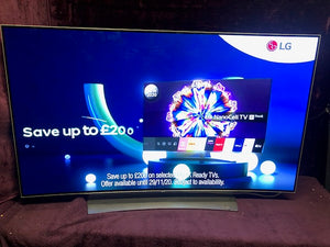 "LG OLED55C6V 55"" OLED 4K Smart TV 18months warranty"