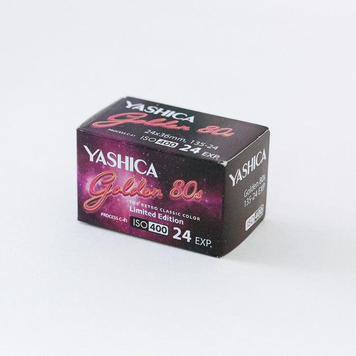 Yashica Golden 80s