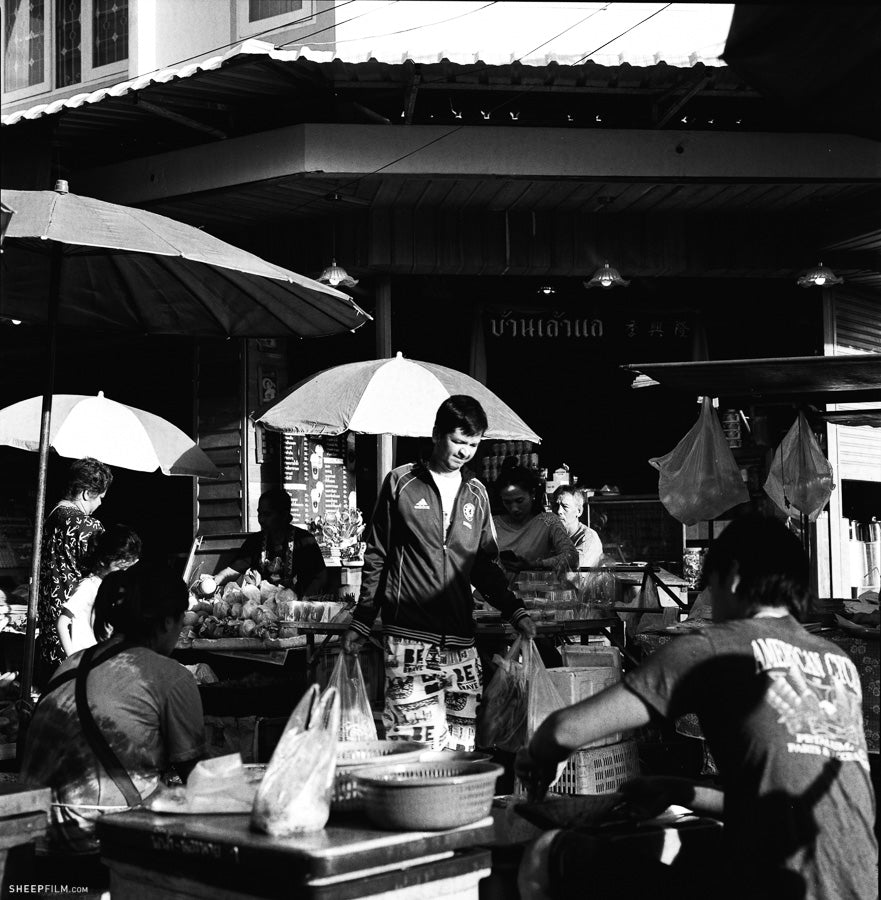 JCH Street Pan 400 - 120 Film