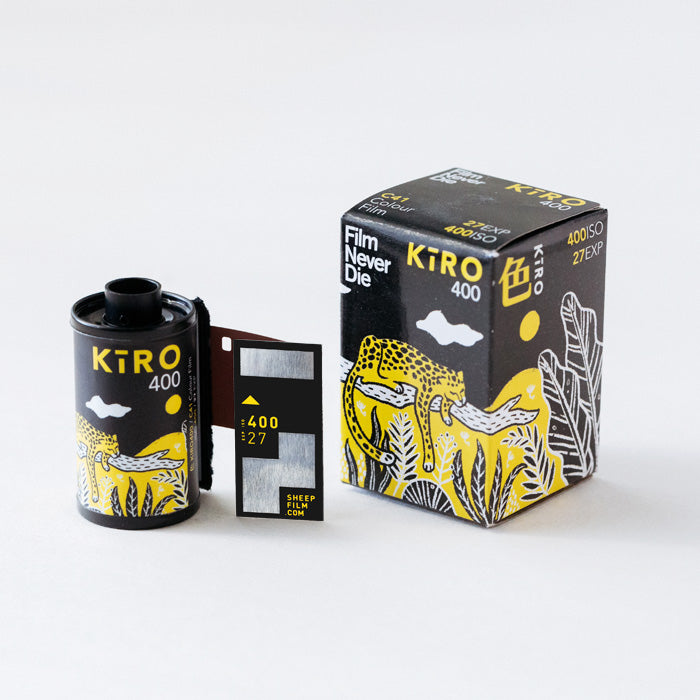 Film Never Die Kiro 400