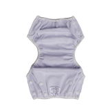 Geometric Grey Swim Nappy
