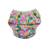 Tropical Flamingo Swim Nappy