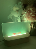 Fox Colour Changing Night Light