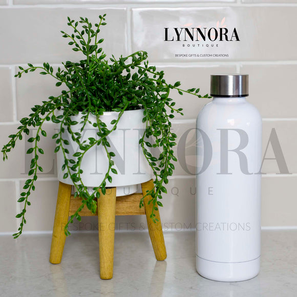 Personalised Metal Drink Bottle