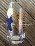 Personalised Page Boy Glass