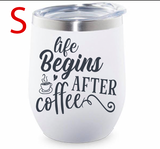 Travel Mug Aqua 12oz