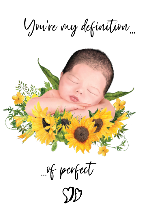 You're My Definition Of Perfect Baby Print