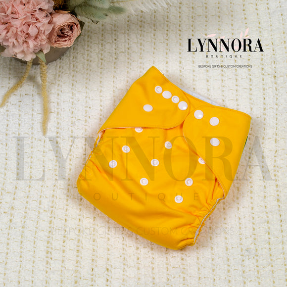 Egg Yolk Cloth Nappy