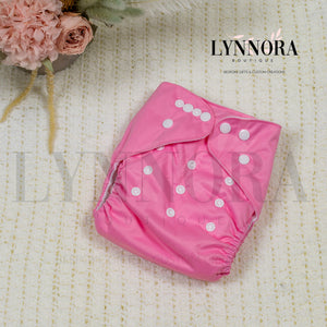 Pretty In Pink Cloth Nappy