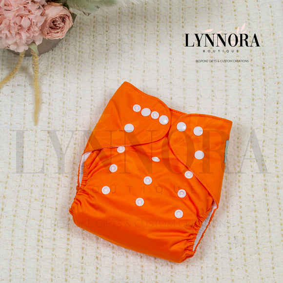 Papaya Cloth Nappy
