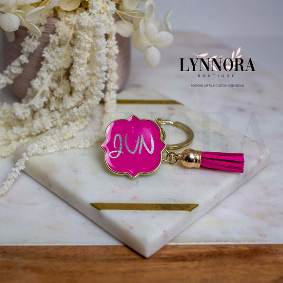 Personalised Keychains Medium