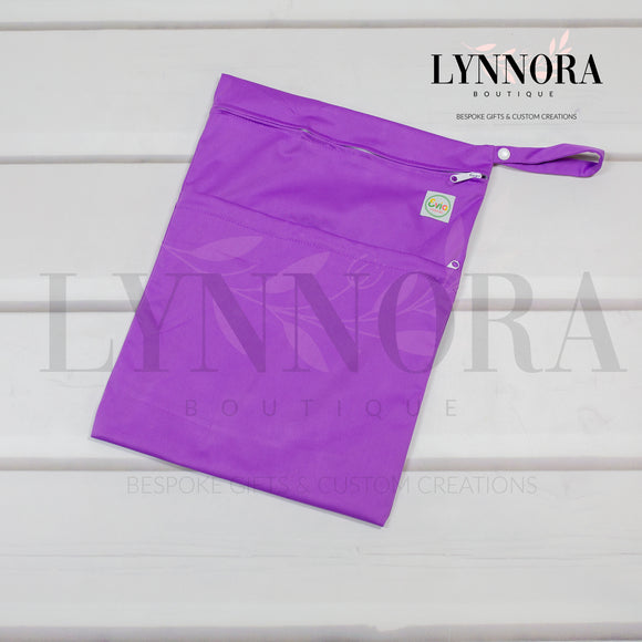 Perfect Purple Wet Bag