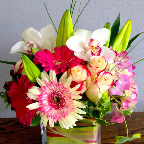 best flower arrangement san Diego same day delivery