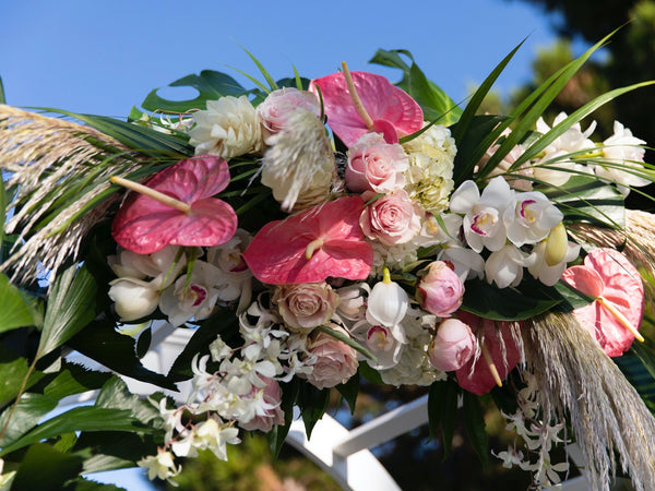 Arbor/Chuppah Decorations