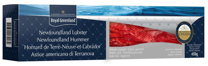 Royal Greenland Canadian Lobster (Frozen) (450g)