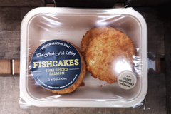 THAI SPICED SALMON FISHCAKES (FROZEN)