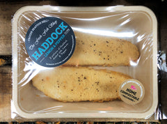 Frozen Lightly Dusted Lemon & Pepper Haddock (280g)