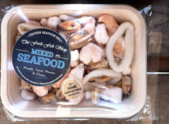 Frozen Seafood Mix (400g)