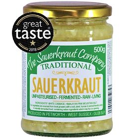 Traditional Sauerkraut (500g)