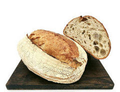 Locally made White Sussex Sourdough Bread 1kg