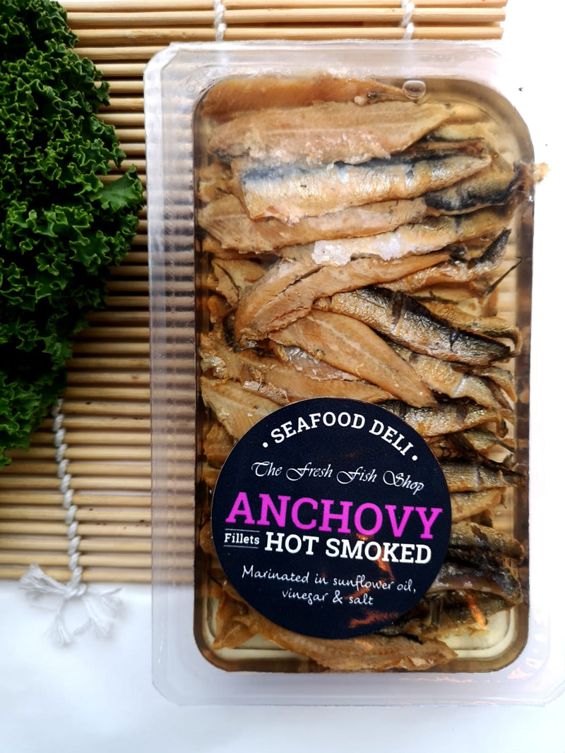 SMOKED ANCHOVIES
