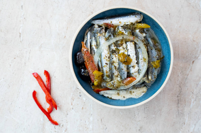 Anchovies Provencal (200g)