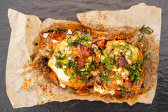 OVEN READY MONKFISH WITH CHORIZO, GARLIC & PAPRIKA