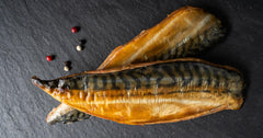SMOKED MACKEREL FILLETS 150G