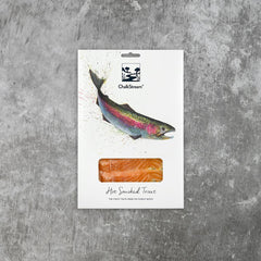 ChalkStream Hot Smoked Trout (125g)