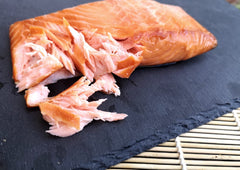 SMOKED HOT KILN SALMON