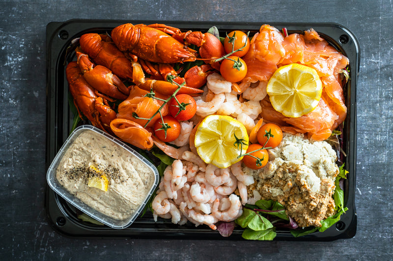Small Sharing Seafood Platter