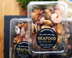 SEAFOOD SALAD IN OIL