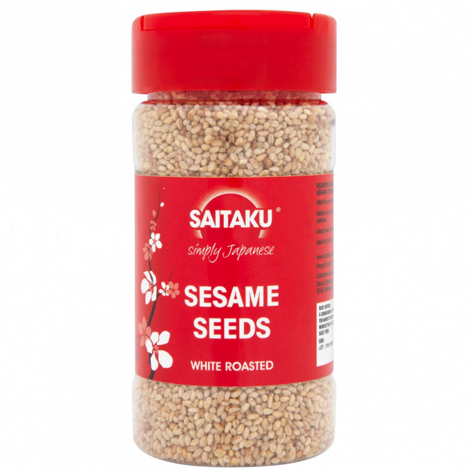 White Roasted Sesame Seeds