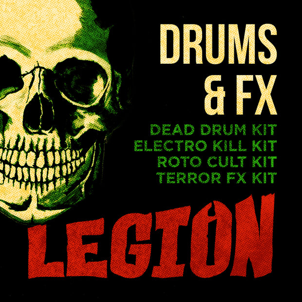 Legion Drums & FX