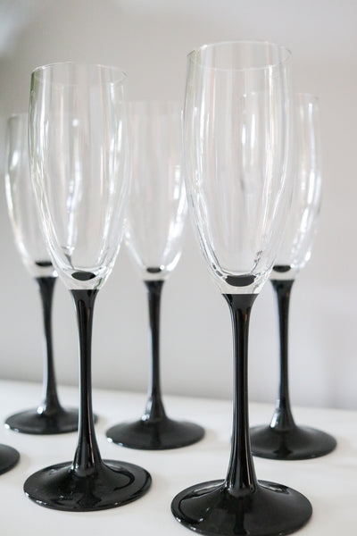 Champagne Flutes (6)