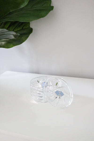 Crystal Coasters (6)
