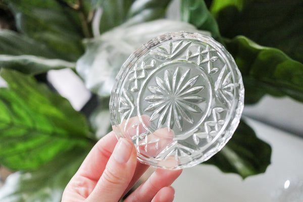 Crystal Coasters (4)