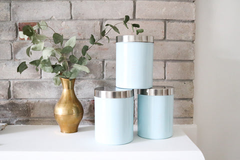Coffee + Tea Canisters