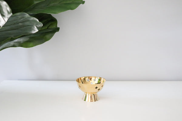 Brass Jewelry Bowl