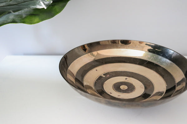 Brass Catch-All Bowl