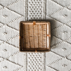 Wicker Basket (1pc)