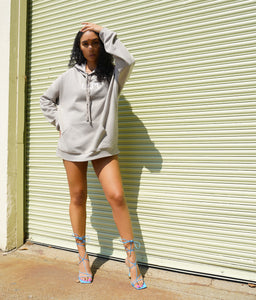 Soul Essential Sweatshirt in White Sage