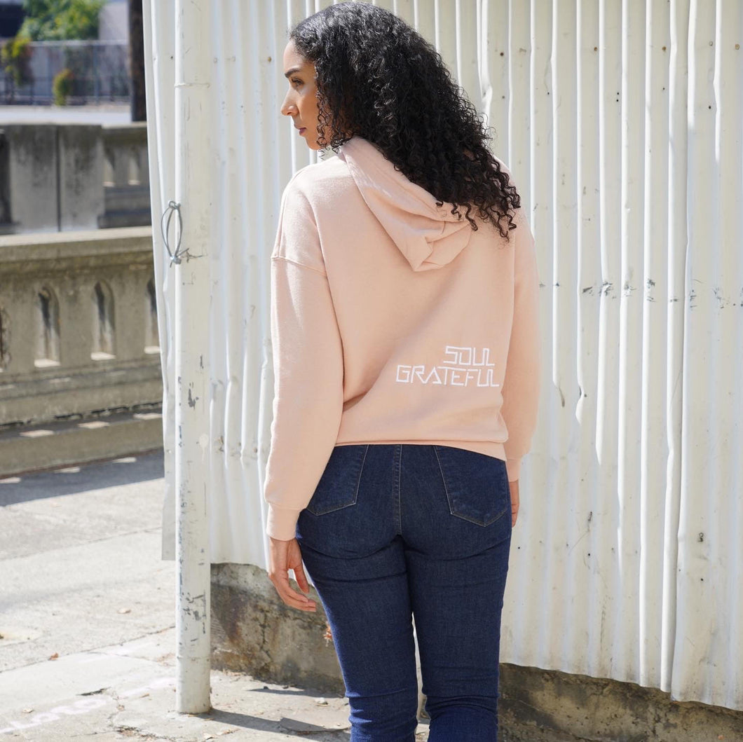 Soul Essential Sweatshirt in Himalayan Salt