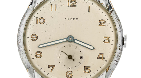 Fears Archive - 1946 gent's wrist watch