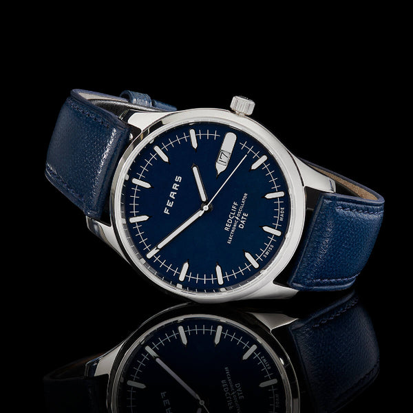 Fears Watches - British Watches - First Fears Redcliff in Fears Blue