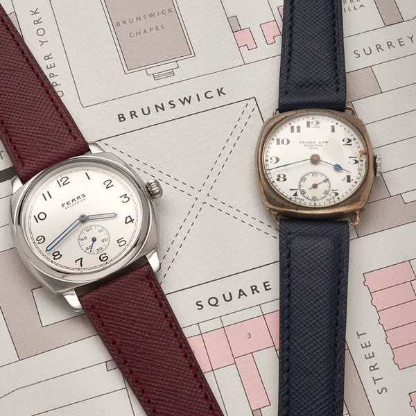 Fears Watches - British Watches - Fears Brunswick