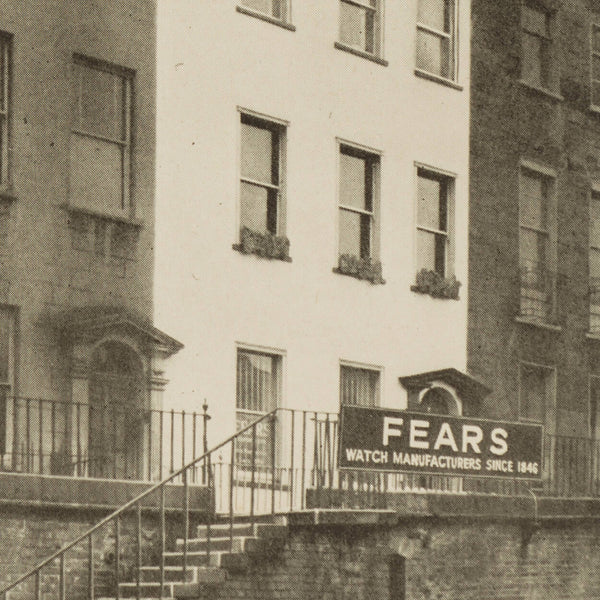 Fears Watches - British Watches - The new Fears premises in Clifton, Bristol, circa 1946