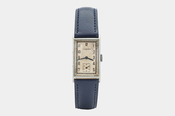 Fears Watches - British Watches - Gentlemen's dress watch, circa 1930
