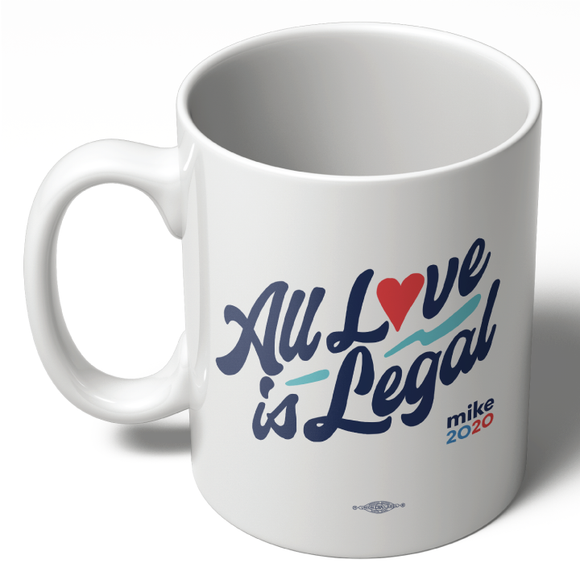 All Love Is Legal Mug (11 oz.)