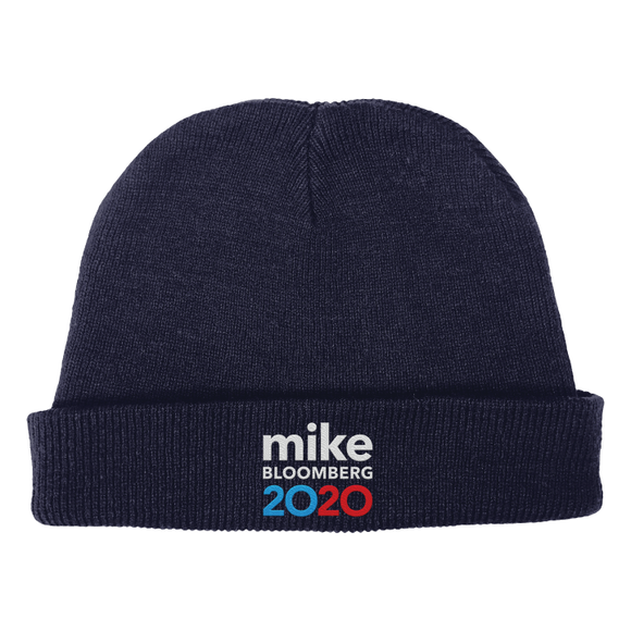 Mike Bloomberg 2020 Beanie (Navy )